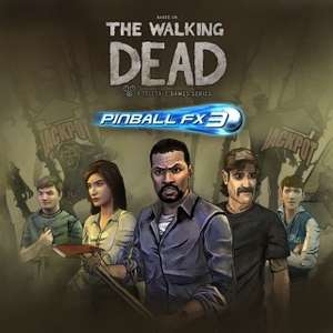 Pinball FX3 - The Walking Dead DLC (PS4) für 0,98€ (PSN Store)