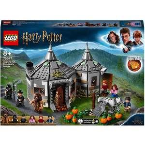 20€ zusätzlicher Rabatt bei 100€ Einkaufswert. Viele Kombis möglich. Lego 75947 Hagrids Hütte
