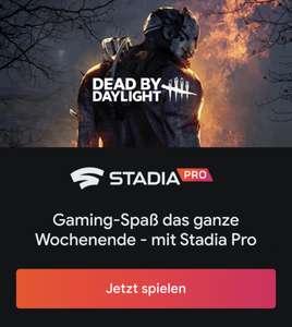 [Steam + Stadia Pro] Dead by Daylight free Weekend kostenlos spielen
