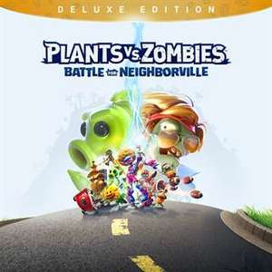 Plants vs Zombies: Battle for Neighborville Deluxe Edition (Xbox One) für 5,99€ (Xbox Store)