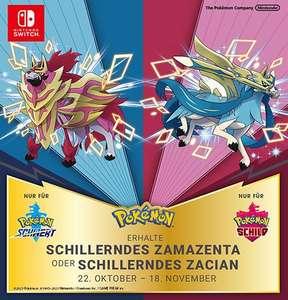 [Bundesweit] Gratis Pokémon Code - in GameStop Filialen!