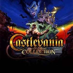 Castlevania Anniversary Collection (Xbox One) für 4,99€ (Xbox Store)
