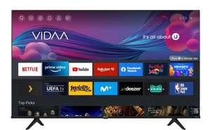 Hisense A62G Serie - 65A62G, 4K Ultra HD, LED, Smart TV, 164 cm [65 Zoll] - Schwarz, Versandkostenfrei