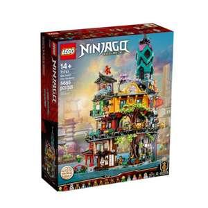 LEGO 71741 Ninjago - Die Gärten von Ninjago City (Ninjago Gardens) Vorbestellung UVP: 299,99€