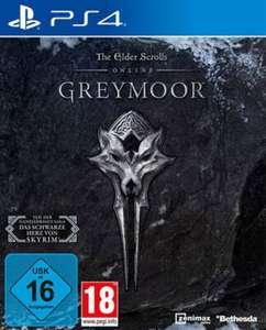 The Elder Scrolls Online: Greymoor (PS4 & Xbox One) für je 12,99€ (GameStop)