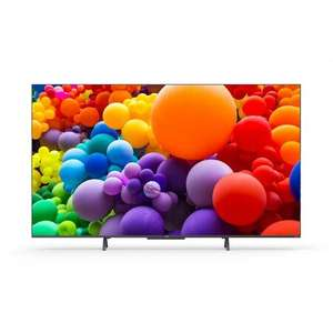 [Expert] TCL 75C722X1 QLED-Fernseher (189 cm/75 Zoll, 4K Ultra HD, Android TV, Smart-TV, Android 11, Onkyo-Soundsystem)