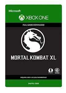 Mortal Kombat XL (Xbox One Digital) für 4,86€ (Xbox Store US)