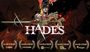 Hades für 14,69€ bei Steam (Metacritic: 93%)