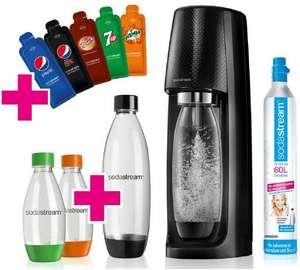 SodaStream Easy Pepsi Vorteilspack schwarz