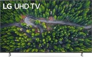 [Expert] LG 75UP76709LB LED TV (75 Zoll (189 cm), 4K UHD, Smart TV, Sprachsteuerung (Alexa, Google Assistant), Aufnahme, Netflix/Amazon)