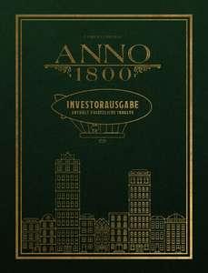 Anno 1800 Investorausgabe bei Abholung Saturn/MM, Königsedition 29,99€