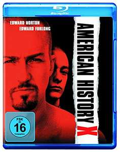 American History X (Blu-ray) für 6,78€ (Amazon Prime & Thalia Club)