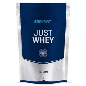 Body&Fit   Just Whey (Protein Konzentrat)   ~5kg für 33,93€ (= 6,86€/kg)