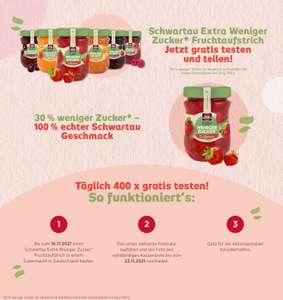 (GzG) Schwartau Extra Weniger Zucker