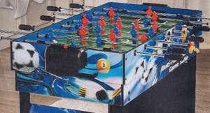 [ALDI SÜD] Multifunktions Spieltisch 12 in 1 - Tischfußball, Billard ... usw.