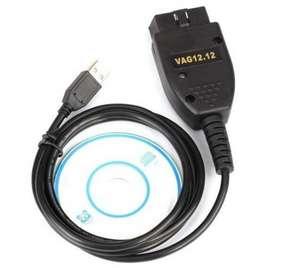 Deutsch Version VAG VAGCOM 12.12.2 VCDS HEX Diagnostic Cable for VW Audi Seat Skoda
