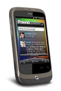 HTC Wildfire ( Amazon zieht mit Saturn mit)
