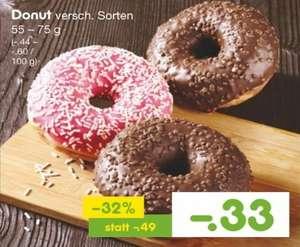 [Netto Marken-Discount] Schoko-Streusel Donut für 33 Cent
