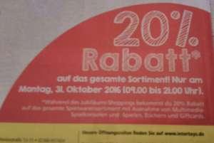 31.10._20%_Intertoys Filialen zB LEGO Simpsons Haus 143 €