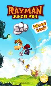 Game der Woche - Google Play: Rayman Jungle Run