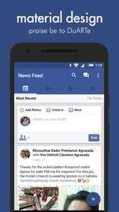 [Google Play] Swipe for Facebook Pro Version, 50% reduziert