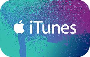 15% auf iTunes Karten [Saturn Online]