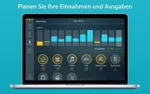 Money Pro (Buchhaltungs-App, MacOS) 2,99 statt 29,99