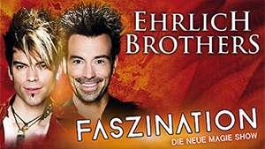Ehrlich Brothers neue Show - Faszination 25% Rabatt