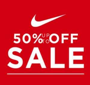 50% Rabatt auf ALLE Nike Damenschuhe im Nike Clearance Store Kerpen