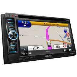 [Toms Car-Hifi] Kenwood DNX4230TR Caravan und Truck Version Integriertes Navigationssystem