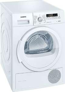 Siemens iQ700 WT46W261 iSensoric Wärmepumpentrockner / A++ / 8 kg (Ausstellungsstück)