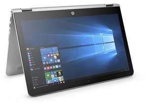 """HP ENVY x360 15"""" 15-aq101ng (Intel Core i5-7200U, 8GB RAM, 1 TB HDD, 128 GB SSD, Windows 10) für 768,64€ im HP Education Store"""