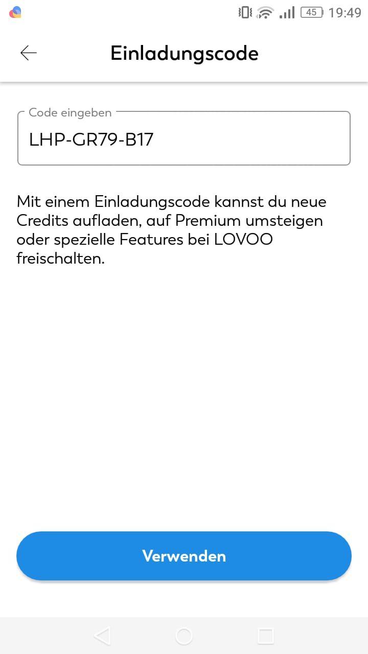 Lovoo: 20 Free Credits - mydealz.de