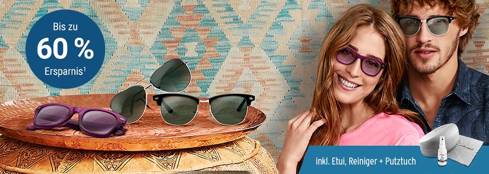 TCHIBO:LENSBEST Partneraktion. Sonnenbrillen mit Einstärken- oder Gleitsichtgläsern!Bis 60% sparen.