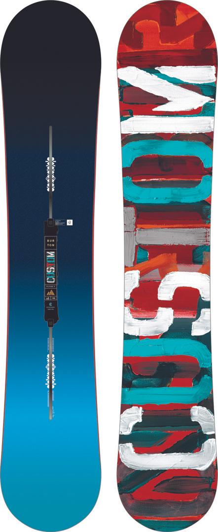 Snowboard Burton Custom Flying V (2017)