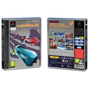 Wipeout Omega PS4 Limited Edition mit Classic PS1 Sleeve fur nur 24,90 inclusief versand @Gamecollection