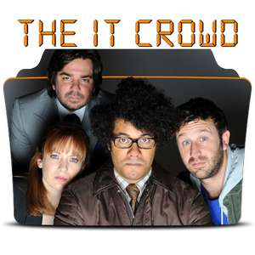 »The IT Crowd« Staffel 1-4 (dt./engl.) kostenfrei bei funk streamen (Web/App/Chromecast)