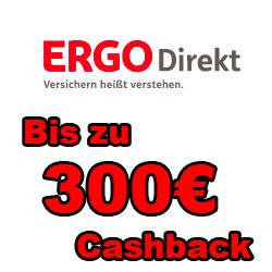 """ERGO Direkt: Doppelte Prämie (jeweils 2x 50€ Amazon.de-Gutschein) bei Abschluss einer Zahnzusatz-, Sterbegeld- oder Risikolebensversicherung - Bis zu 210€ """"Gewinn"""" möglich"""