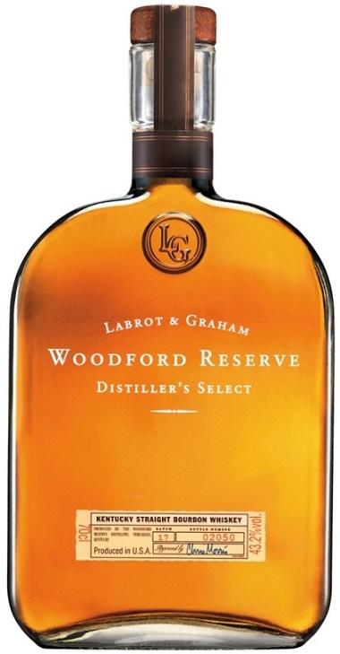 [Allyouneedfresh] Woodford Reserve Kentucky Straight Bourbon Whiskey 43,2 % Vol., 1,4 l