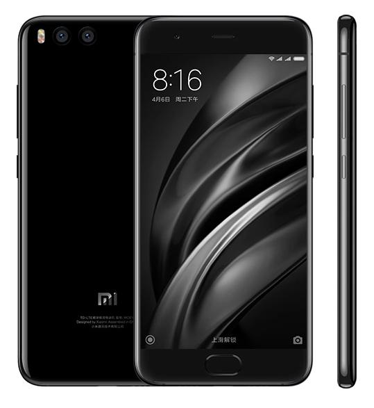 Xiaomi Mi 6 Keramik Edition mit 6/128GB für 379€ (GearBest)