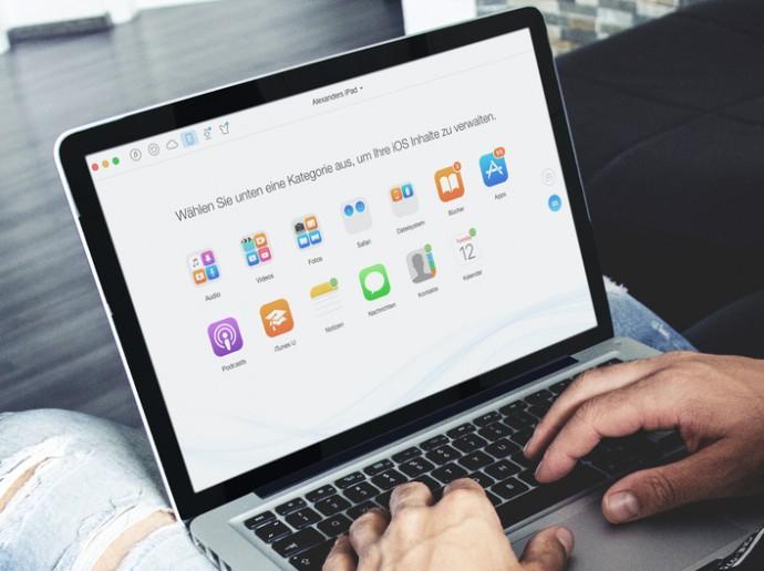AnyTrans (Sync Software für iOS) für Mac und Windows gratis statt 39,99€