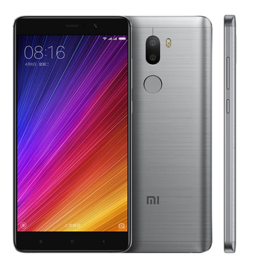 Xiaomi Mi5S Plus 64GB ROM International Edition (OHNE LTE BAND 20)