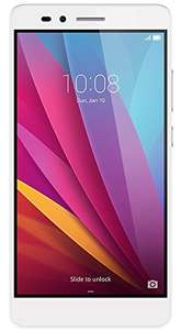 [Amazon]Honor 5X Smartphone (5,5 Zoll (14 cm) 16 GB interner Speicher, Android 5.1) silber