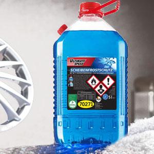 Scheibenfrostschutz bis minus 60 Grad für nur 4,99€ bei (Lidl)