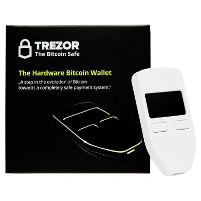 3x TREZOR Hardware Wallet zum Preis von 2 (Bitcoin, Ether & Co) Kryptowährungen sicher speichern