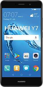 [Amazon] Huawei Y7 Smartphone (14 cm (5,5 Zoll) Display, 16 GB Speicher, Android 7.0) alle Farben
