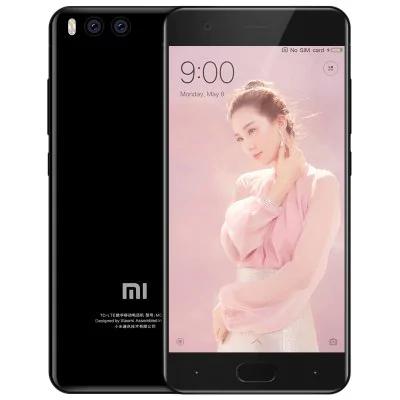 [GearBest] Xiaomi Mi 6 4G Smartphone  -  CMCC VERSION 6GB RAM 128GB ROM  BLACK