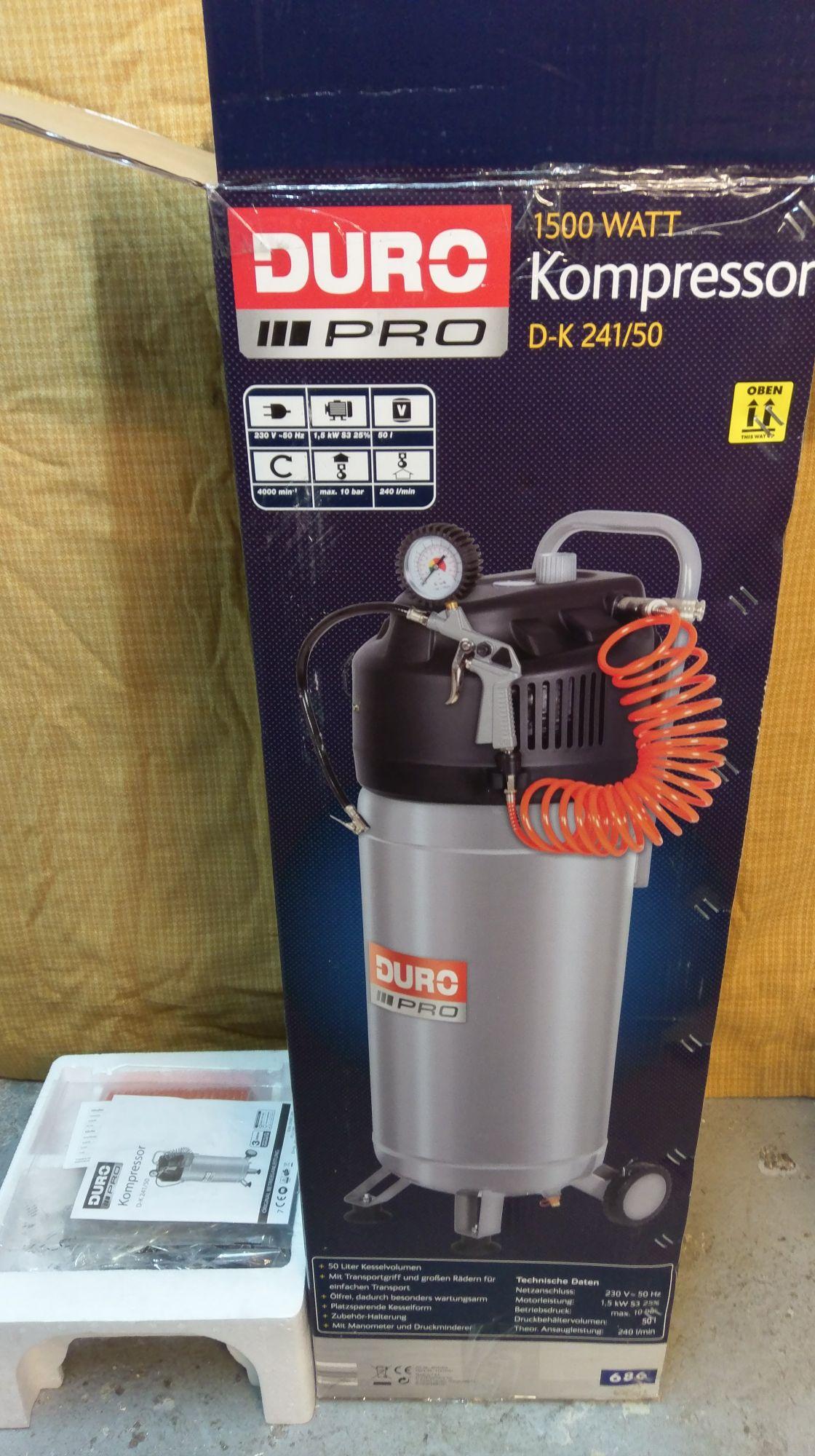 Duro Pro Kompressor D-K 241/50 - Lokal bei Aldi Nord