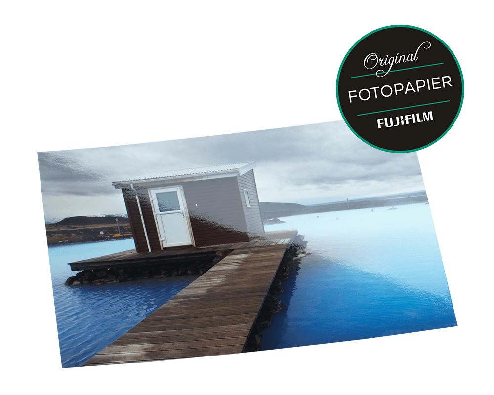 100 Fotos im 10er Format von Fujifilm für 2,99€ VSK [Neukunden]