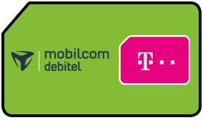 Mobilcom Debitel T-Mobile LTE Internet Flat 4GB für 8,99€ monatlich bzw. 10GB für 13,99€ monatlich